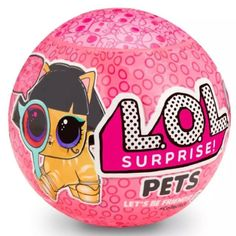 Lol Pets Surprise Serie 4 Eye Spy Wave 2 Com 7 Surpresas - Candide - Magazine Illlustres Pet Ball, Baby Alive Food, Bottle Charms, Toy R, Lol Dolls, New Toys, Toys For Girls, Doll Accessories, Cool Toys