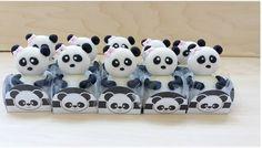 Inspire sua Festa ®   Blog Festas e Maternidade Panda Birthday Cake, Panda Themed Party, Bolo Panda, Panda Cakes, Party Themes, Baby Shower, Lucca, Gifts, Panda Birthday