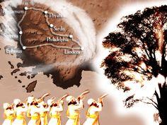 The Restoration (without title) Revelation 10, Ephesus, Restoration