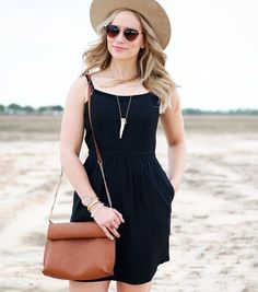 @hey_shenanigans showing us all the meaning of accessorizing your LBD