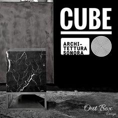 Cube, no solo es una pieza de arte, es toda una experiencia para tus sentidos.