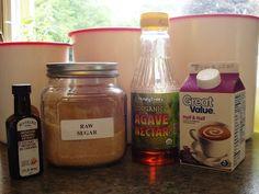 goodbye, magpie: Homemade Coffee Creamer