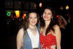 Carole et Manuelle, bal annuel des Nu Delta Mu