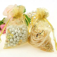 25//50////100 pcs Elegant Wedding Favours Sweets Cake Candy Gift Boxes Love #5