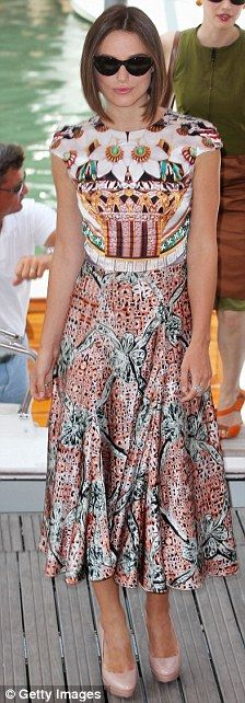 Mary Katrantzou | Keira. I would love this even more if it where shorter
