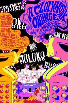 A Clockwork Orange - Joanna Krótka
