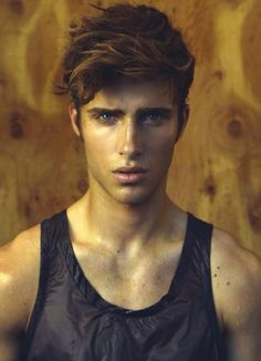 Messy hairstyle for guys #mens #hair #messy #bedhead
