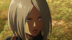 Hxh Characters, Black Anime Characters, Black Girl Art, Art Girl, Anime Oc, Manga Anime, Arte Do Kawaii, Attack On Titan Fanart, Illustrations