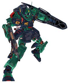 High Detail Gundam and Mobile Suit   artworks by PlamoHuman   I really love the details!    Gundam G-Arcane        Lightning Gundam         ...