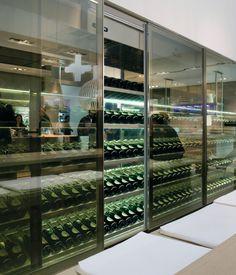 Vina by Arclinea | wine cellar