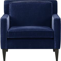 Rochelle Chair in Chairs | Crate and Barrel
