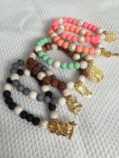 Prosperity and good luck beaded bracelet by Taiyari on Etsy https://www.etsy.com/listing/225713071/prosperity-and-good-luck-beaded-bracelet