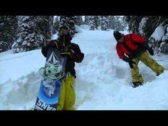 X Games Pro Series Travis Rice - Winter X Games - YouTube