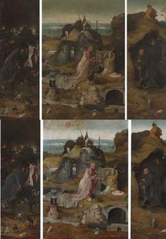 La gran exposición en la ciudad holandesa de 's-Hertogenbosch (en castellano, Bolduqe), donde vivió y trabajó El Bosco, presenta 12 piezas restauradas.