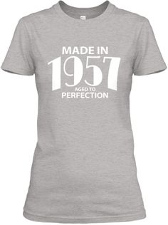 1957 • Perfection