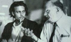 Depp and Allan ginsberg