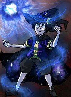 Witchin' by fighterkirby12.deviantart.com on @DeviantArt
