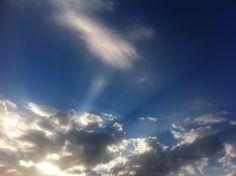Clouds fight
