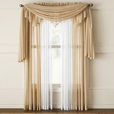 'Carrie' Ascot Valance for $19.99