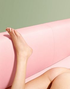 pink green and nude