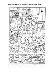 Object Find (sorry if there are dupes) Hidden Pictures Printables, Hidden Picture Puzzles, Find Objects, English Study, Crafty Craft, Coloring Pages For Kids, Art Education, Diagram, Activities
