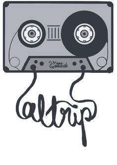 audio tape sticker made for Altrip