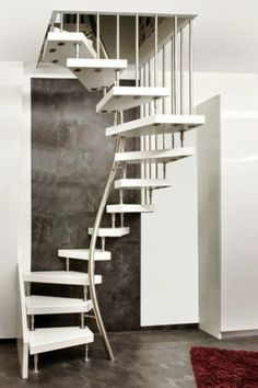 minimum space design staircases - Buscar con Google