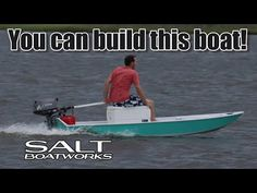 Boat Plans 522065781805462818 - These stitch and glue boat plans are for a light, compact and stable solo skiff to access shallow water. The solo skiff plans include full size templates. Source by Plywood Boat, Wood Boats, Shallow Water Boats, Free Boat Plans, Build Your Own Boat, Boat Projects, Jon Boat, Duck Boat, Boat Dock