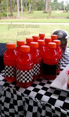 Hostess with the Mostess® - Race Car Birthday
