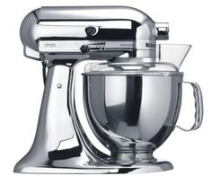 I'm way behind the times...I don't even have a Kitchenaid mixer yet