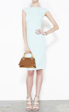 Michael Kors Mint Dress | VAUNTE