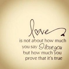 Love... ~ Quote www.syracusefitclub.com