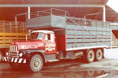 International Harvester Truck, Vintage Trucks, Good Ol, Classic Trucks, Cool Trucks, Tractors, Big, Vehicles, Celebrations