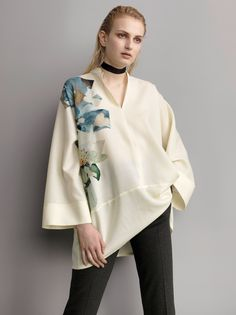 Cacharel Fall 2016 Ready-to-Wear Collection Photos - Vogue...cool little blouse...
