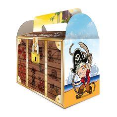 La #lunchbox #pirate pour faire plaisir aux petits garçons.