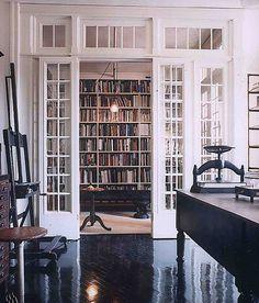 I need a den/ library