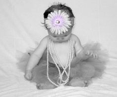 6 Month baby photo shoot