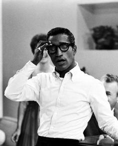 Impeccable Sammy Davis Jr.