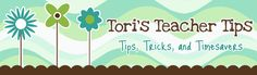 Tori's Teacher Tips -Plastic Plate Snowglobes