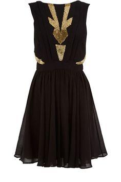 Dresses | Black Cleo Dress | Oasis