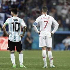 About last night. Will we see or at a World Cup again? Cristiano Ronaldo And Messi, Cristino Ronaldo, Lionel Messi, Messi And Ronaldo Wallpaper, Ronaldo Wallpapers, God Of Football, Soccer Pictures, Juventus Fc, Football Wallpaper