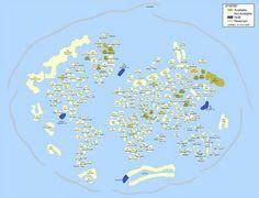 The world island dubai google cartography maps the world or dubai world islands cricshoot gumiabroncs Image collections