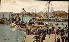 Victoria Pier, Kingston Upon Hull.