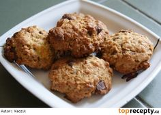 Medové sušenky Sweet Cookies, Muffin, Food And Drink, Cupcakes, Baking, Breakfast, Ethnic Recipes, Basket, Biscuits