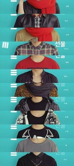 EXO's shoulder width ranking (Sehun > Kai > Tao > Kris > Baekhyun > Lay > Xiumin > Chanyeol > Luhan > Suho > Chen > D.O.) ....so let me lean on you <3 ㅋㅋㅋ