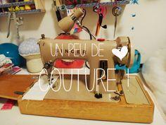 ♡ Se mettre à la couture c'est pas si compliqué ?   Astuces pour mamans - Blog Maman Barcelone Techniques Couture, Sewing Techniques, Creation Couture, Couture Sewing, Diy Fashion, Sewing Projects, Creations, Diy Crafts, Inspiration