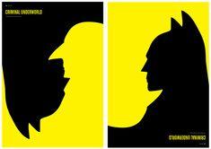 Batman & the Penguin