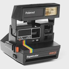 2016/06/08 05:31:23 goodstore_95 Shake it like a #polaroid picture. The Supercolour 635CL Camera is available @mrporterlive all thanks to @impossibleprojects who saved Polaroid's factory machines and carried on creating these little beauties. #impossibleproject #supercolor #635clsupercolor #camera #photography #mrporter #accessories #80s #90s