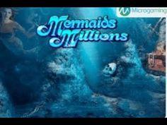 Mermaids Millions - Slot Machine Doubledown Casino, Slot Machine, Mermaids, Youtube, Blog, Blogging, Youtubers, Sirens, Mermaid