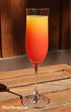Shark Bite |  Orange juice Lime Rum Grenadine